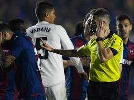 I heard the kick! Carvajal defends questionable Real Madrid penalties.