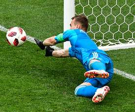 Akinfeev tem feito um belo Mundial. Goal