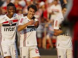 Igor Gomes teve a efetividade que vinha faltando no São Paulo de Diniz. Goal
