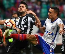 Bahia 2x1 Botafogo: Tricolor sai em vantagem nas oitavas da Sul-Americana