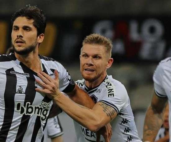 Como o Atlético-MG ilustra mudança de expectativa do Botafogo no Brasileirão