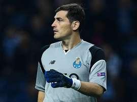 Iker Casillas, Porto. Goal