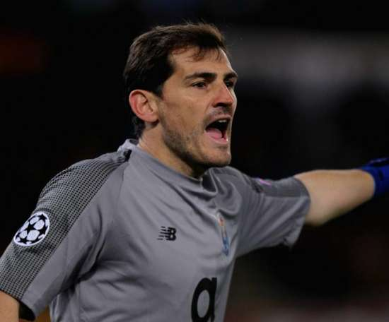 Casillas wants to end his career at Porto. GOAL