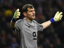 Casillas suffered a heart attack today. GOAL