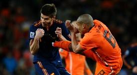 Espanha x Holanda: a final mais violenta das Copas. Goal