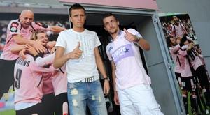 Ilicic e Bacinovic arrivarono insieme dal Maribor. Goal