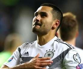 Alemanha bate a Estônia em jogaço de Gundogan; veja os gols. GOAL