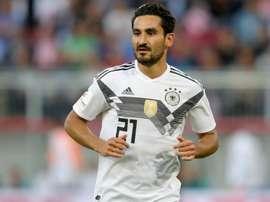Alemanha ganha amistoso, mas vaias a Gundogan irritam Joachim Low