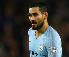 Gundogan has admitted that the champions are under great pressure to deliver. GOAL