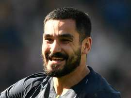 Gundogan says he will now discuss with City over a new contract. GOAL
