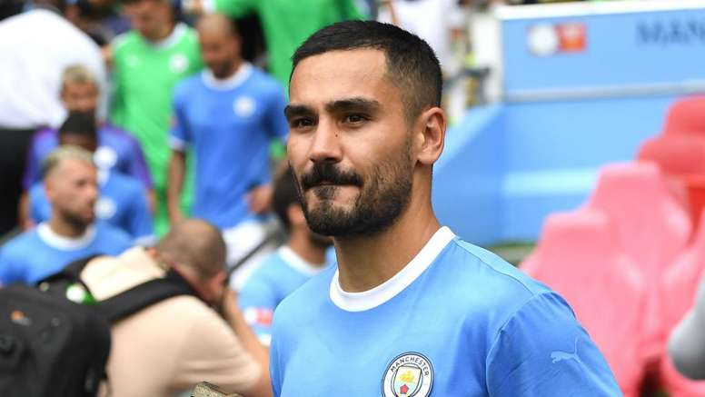 Gundogan expected to seal new Manchester City deal