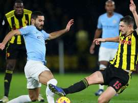 Gundogan used to watch the PL's festive period from afar. GOAL