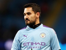Gundogan: Manchester City cannot deny title race is over. GOAL