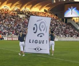 Le stade du Monaco lors d'un match de Ligue 1. GOAL