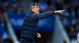 Imanol eager for Basque derby in Copa final after Real Sociedad victory. AFP