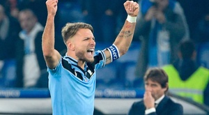 La Lazio frappe un grand coup en battant l'Inter. Goal