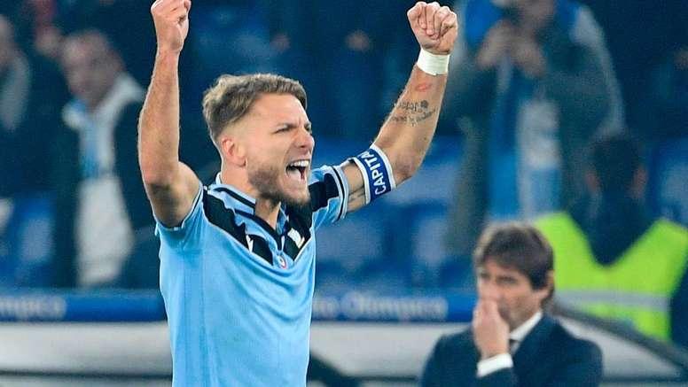 Lazio nuovamente seconda. Goal