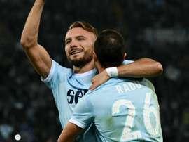 La Lazio continue sur sa lancée. Goal