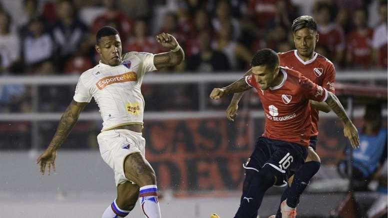 Os gols de Independiente 1x0 Fortaleza pela Sul-Americana. Goal
