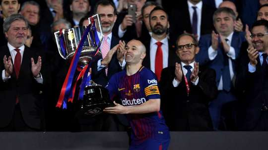 Bartomeu confirms Iniesta has an 'offer' amid Chinese Super League reports