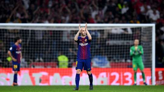 Iniesta to make decision on his future public 'this week'