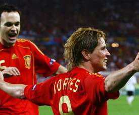 Torres will end his career playing against Iniesta. GOAL