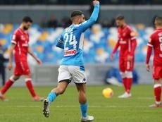 Insigne stende il Perugia. Goal