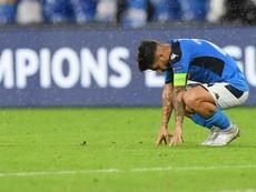 Insigne fischiato dal San Paolo. Goal