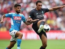 Insigne is like Hazard, says TAA