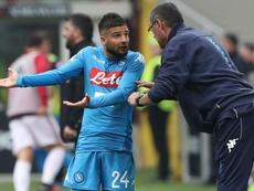 Insigne: Sarri betrayed Napoli