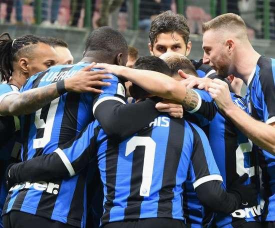 Tornado Inter sul Cagliari. Goal