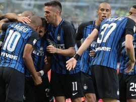 L'Inter gagne Genoa d'une courte tête. Goal