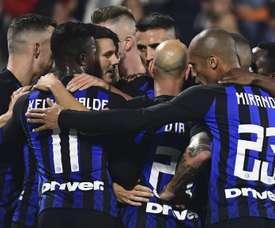 L'Inter enchaîne. Goal