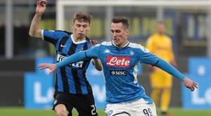 Officiel : la demi finale Naples-Inter reportée. Goal