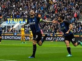 L'Inter se rapproche de la troisième place. Goal
