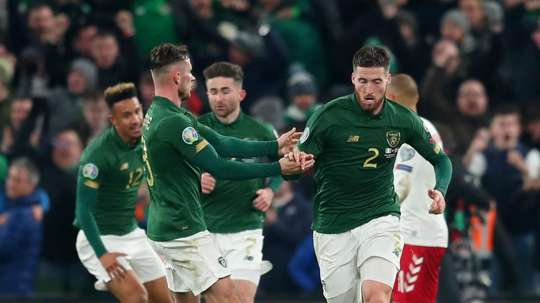 Republic of Ireland could well face Slovakia in October. GOAL