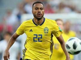 Kiese Thelin has joined the German side on loan. GOAL