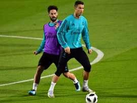 Isco Cristiano Ronaldo. Goal