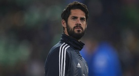 Isco returns to Real Madrid squad for Barcelona Clasico clash.