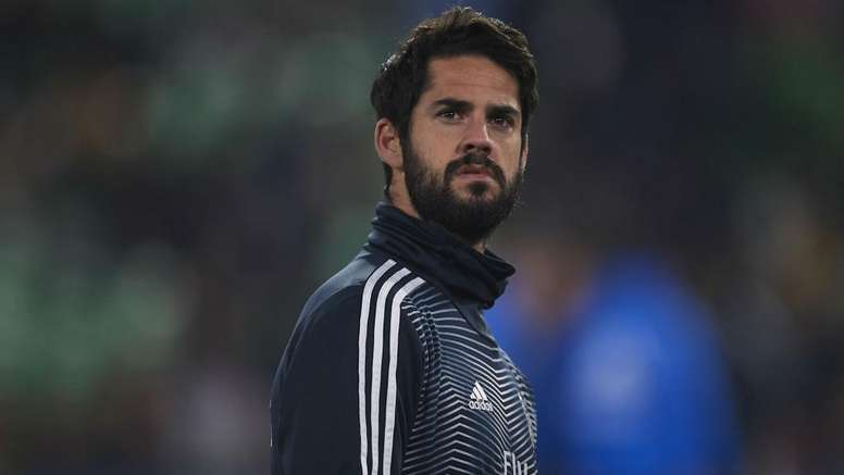 Isco: I'm not getting same opportunities as Madrid team-mates. Goal