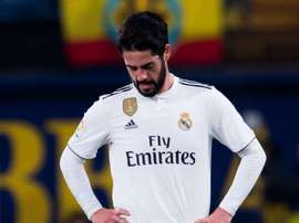 Isco has fallen down the pecking order at Madrid. GOAL