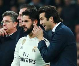 National coach has praised Isco amid club uncertainty. GOAL