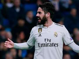Isco has been pushed out of the picture. GOAL