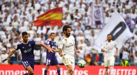 Isco Real Madrid Valladolid LaLiga