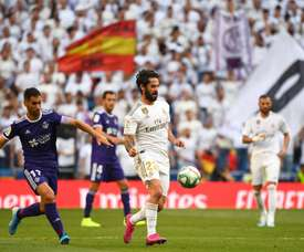 Isco Real Madrid Valladolid LaLiga
