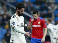 Climão no Real Madrid. Goal