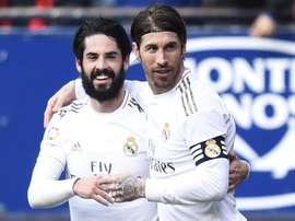 Zidane wants more goals from Isco