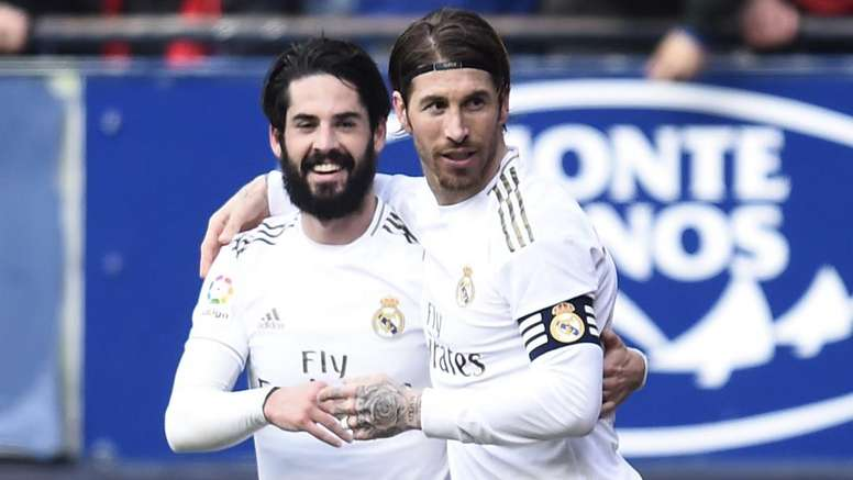 Zidane wants more goals from Isco