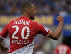 Monaco sans Fabregas et Slimani contre Saint-Etienne. AFP