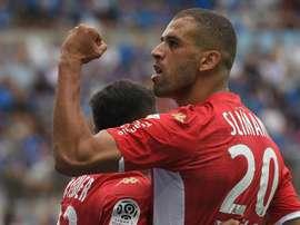 Jardim en veut à Slimani. Goal